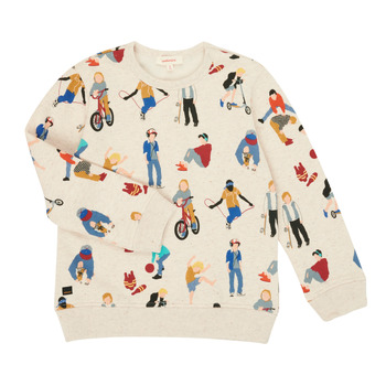 Clothing Boy Sweaters Catimini CR15004-17-C Multicolour