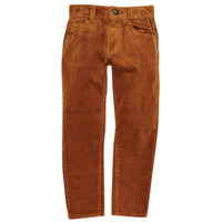 Clothing Boy 5-pocket trousers Catimini CR22024-64-C Brown