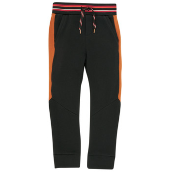 Clothing Boy Tracksuit bottoms Catimini CR23004-02-C Black