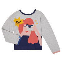 Clothing Girl Jackets / Cardigans Catimini CR18055-21-J Multicolour
