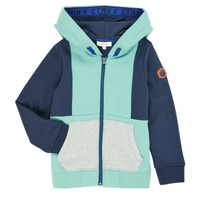 Clothing Boy Jackets / Cardigans Catimini CR17044-51-J Blue