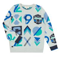 Clothing Boy Jumpers Catimini CR18034-23-J Multicolour
