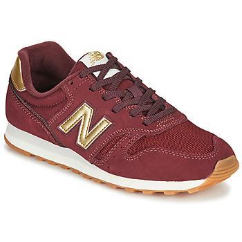 Shoes Women Low top trainers New Balance 373 Bordeaux