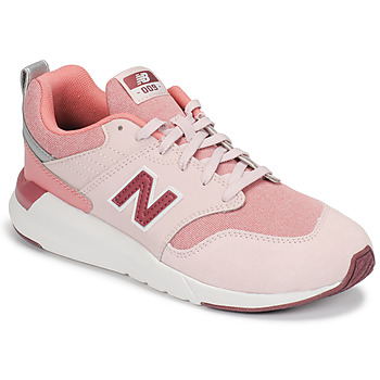 Shoes Girl Low top trainers New Balance YS009 Pink