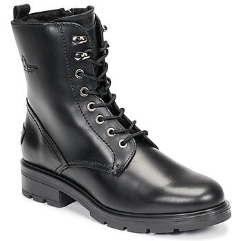 Shoes Women Mid boots Panama Jack LILIAN Black