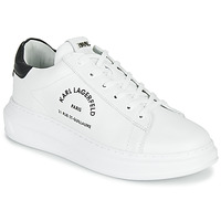 Shoes Men Low top trainers Karl Lagerfeld KAPRI MAISON KARL LACE White