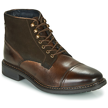 Shoes Men Mid boots Base London CONRAD Brown