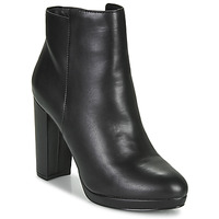 Shoes Women Ankle boots Buffalo MELINDA Black