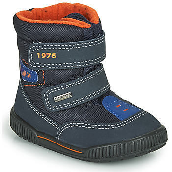 Shoes Boy Snow boots Primigi RIDE 19 GTX Blue