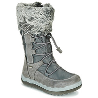 Shoes Girl Snow boots Primigi FROZEN GTX Grey