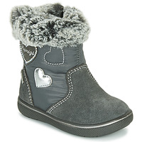 Shoes Girl Mid boots Primigi SNORKY GTX Grey