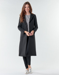 Clothing Women Coats Benetton 2AMF5K2P5 Black