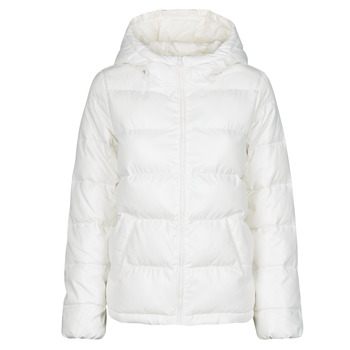 Clothing Women Duffel coats Benetton 2EO0536G3 White