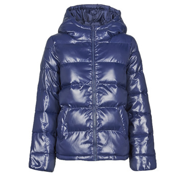 Clothing Women Duffel coats Benetton 2EO0536G3 Marine