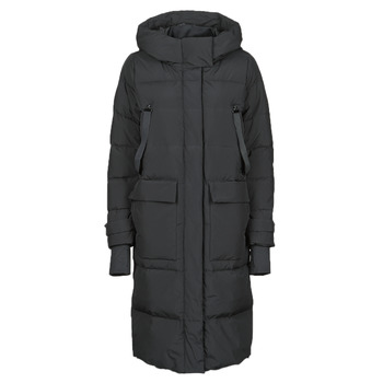 Clothing Women Duffel coats Benetton 2JF8536A5 Black