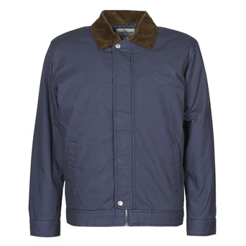 Clothing Men Jackets Quiksilver CANVASCORCOLLAR M JCKT BYP0 Parisian / Night