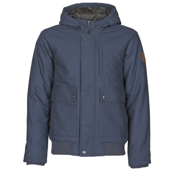 Clothing Men Jackets Quiksilver BROOKS M JCKT BYP0 Marine