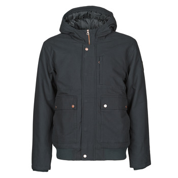 Clothing Men Jackets Quiksilver BROOKS M JCKT KVJ0 Black