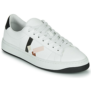 Shoes Women Low top trainers Kenzo K LOGO White