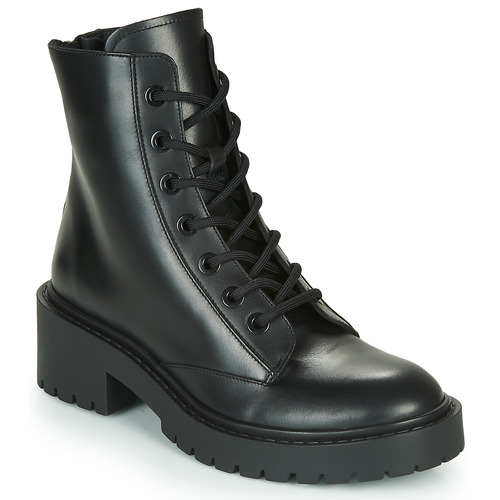 Shoes Women Ankle boots Kenzo PIKE Black