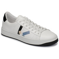 Shoes Men Low top trainers Kenzo FA65SN172 White