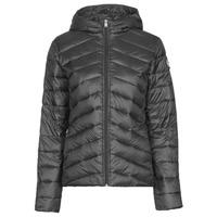 Clothing Women Duffel coats Roxy COAST ROAD HOOD J JCKT KVJ0 Black