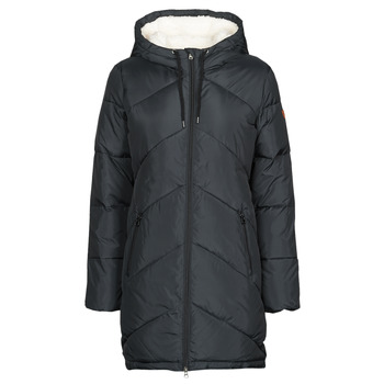 Clothing Women Coats Roxy STORM WARNING J JCKT KVJ0 Black