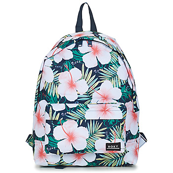 Bags Women Rucksacks Roxy SGR BB PRT J BKPK BSP8 Mood / Indigo / Flower