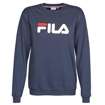 Clothing Sweaters Fila PURE Crew Sweat Blue / Dark