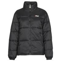 Clothing Women Duffel coats Fila 688379 Black