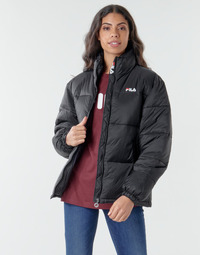Clothing Women Duffel coats Fila 688379 Black