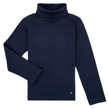 Clothing Children Jumpers Petit Bateau LOUSPULL Marine