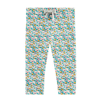 Clothing Girl Leggings Petit Bateau LEGERE Multicolour