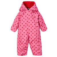 Clothing Girl Duffel coats Petit Bateau LEMONA Pink