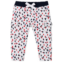 Clothing Boy Tracksuit bottoms Petit Bateau LEO Multicolour