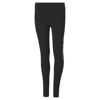 Clothing Girl Leggings Puma ALPHA LEGGING Black
