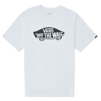 Clothing Children Short-sleeved t-shirts Vans VANS CLASSIC TEE White