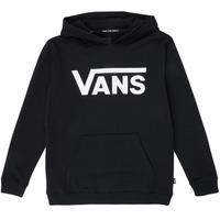 Clothing Children Sweaters Vans VANS CLASSIC PO Black