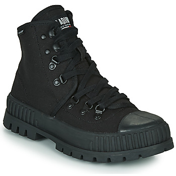 Shoes Mid boots Palladium PALLASHOCK HKR HI Black