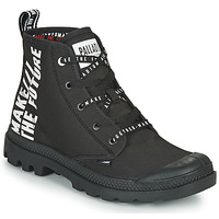Shoes Mid boots Palladium PAMPA HI FUTURE Black