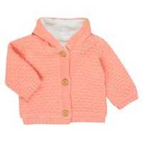 Clothing Girl Jackets / Cardigans Noukie's Z050003 Pink