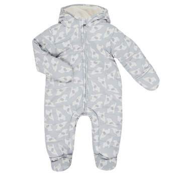 Clothing Children Duffel coats Noukie's Z050173 Grey