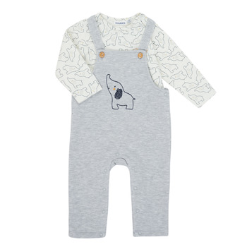 Clothing Boy Sets & Outfits Noukie's Z050372 Grey