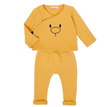 Clothing Girl Sets & Outfits Noukie's Z050377 Yellow