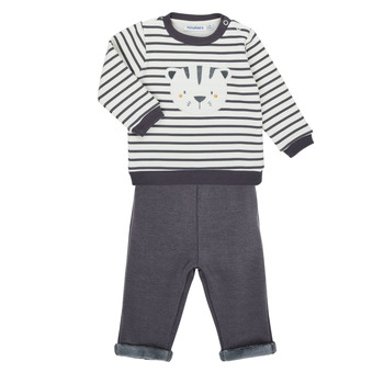 Clothing Boy Sets & Outfits Noukie's Z051373 Marine
