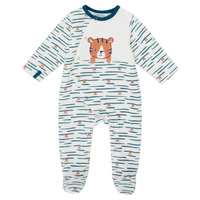 Clothing Boy Sleepsuits Noukie's Z082133 White