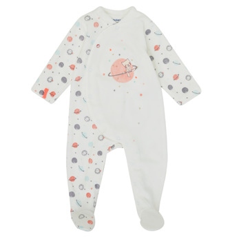 Clothing Girl Sleepsuits Noukie's Z087131 Multicolour