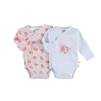 Clothing Girl Sleepsuits Noukie's Z089182 Pink