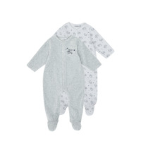 Clothing Children Sleepsuits Noukie's Z089373 Grey
