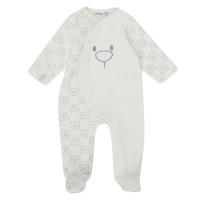 Clothing Boy Sleepsuits Noukie's Z091133 White
